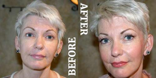 Eyebrows, Eyeliner, Lip Contour, Lip Shading and Eyelash Extensions
